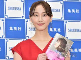 松井玲奈、初短編小説の映像化に期待「自分は出たくない」 次回作の構想も告白