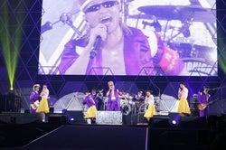 氣志團 (画像提供:ニッポン放送)