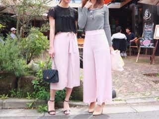 夏のピンク色、どう着こなす? 甘すぎなくて暑苦しくないピンクコーデ10選♥