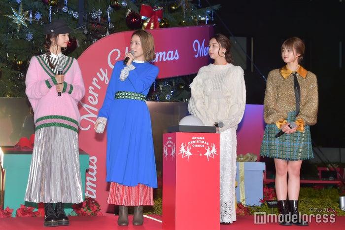 小室安未、後藤真希、Niki、生見愛瑠 (C)モデルプレス