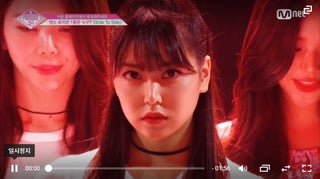 """「PRODUCE48」NMB48白間美瑠、SEXYすぎるダンスに韓国が騒然 """"ギャップ""""に落ちるファンが続出<第6話>"""