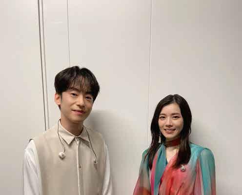 東京五輪閉会式出演のmilet、DJ松永との2ショット公開「とても心強かった」