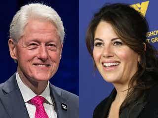 クリントン元米大統領のスキャンダルがTVシリーズ化