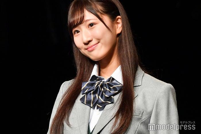 「第6回日本制服アワード」女子準グランプリ・田辺真南葉さん(C)モデルプレス