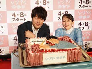 吉岡里帆、あざといシーンは「かなり振り切ってます」鈴木亮平は期待<レンアイ漫画家>