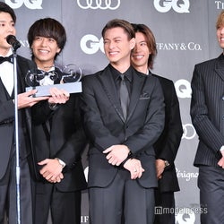 King & Prince、ジャニーズ初の快挙に喜び<GQ MEN OF THE YEAR 2019>