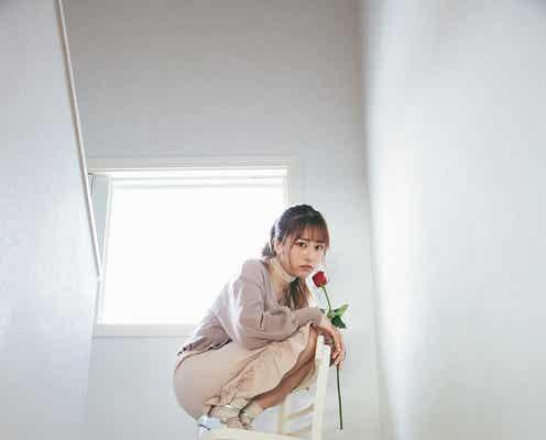 """ももクロ佐々木彩夏「LARME」モデルデビューで抜群の存在感 110の質問で""""あーりんの全て""""明かす"""