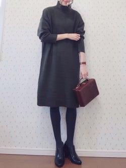 可愛い服だけ欲しいんです♡ 女子力あがる冬のワンピースカタログ