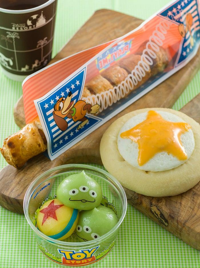 東京ディズニーシー「ピクサー・プレイタイム」のスペシャルメニュー(C)Disney(C)Disney/Pixar