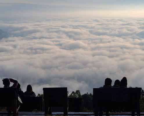 日本一の星空と雲海が一面に広がる絶景スポット「長野県阿智村」へ。秋は紅葉・温泉も絶好のシーズン