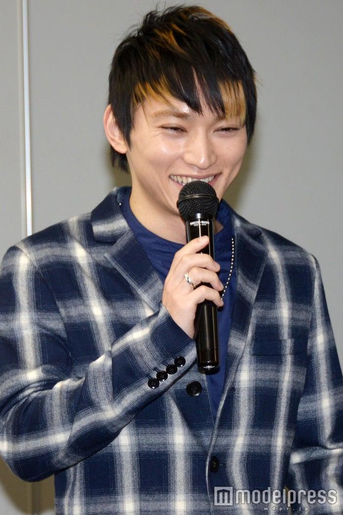 日高光啓(C)モデルプレス