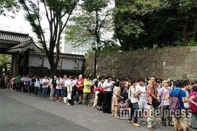 「AKB48 29thシングル選抜じゃんけん大会」会場・日本武道館の様子