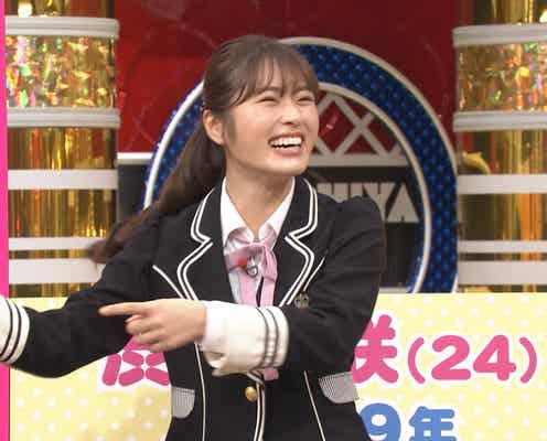 NMB48渋谷凪咲、明石家さんまとマッチング?「放送できないでしょ」大あわてのエピソードとは