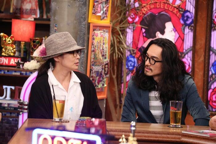 水野美紀、すっぴんで夫・唐橋充とテレビ初共演 - モデルプレス
