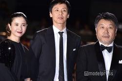 吉高由里子、大倉孝二、原田眞人監督 (C)モデルプレス