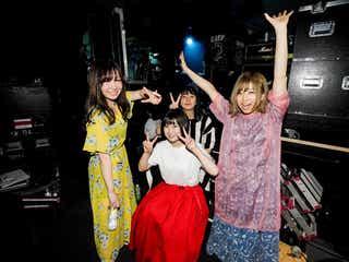 赤い公園、元アイドルネッサンス石野理子が新ボーカルとして加入