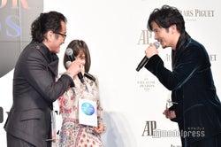 稲垣吾郎、個人的流行語は「おっさんずラブ」? 吉田鋼太郎が感謝