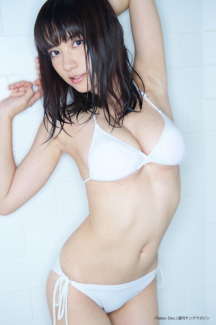 桃月なしこ(C)Takeo Dec./週刊ヤングマガジン