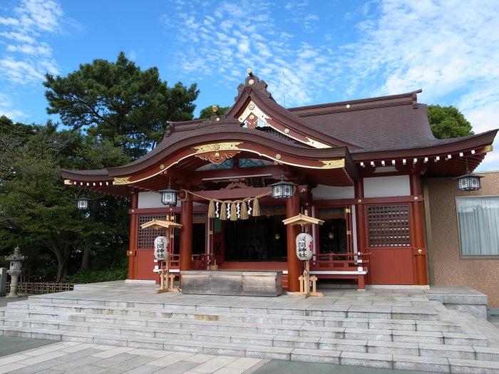 稲毛浅間神社/提供画像