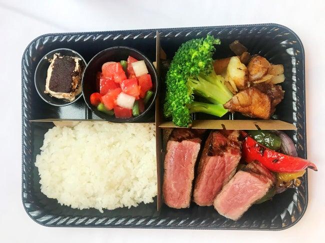 リブアイ弁当/画像提供:WDI JAPAN