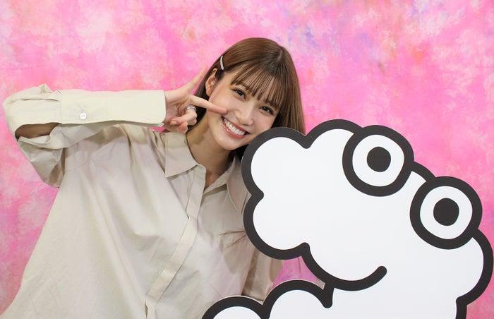 生見愛瑠(C)日本テレビ