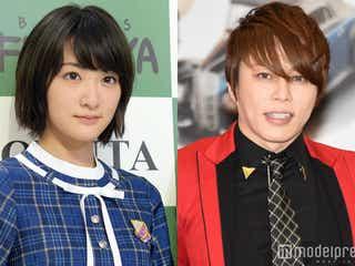 乃木坂46生駒里奈、卒業発表に西川貴教がエール