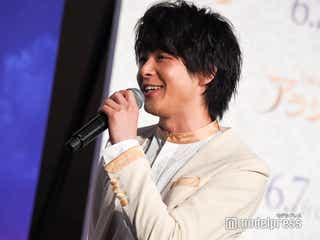 中村倫也、生歌唱ステージで念願実現「一番の楽しみ」<アラジン>