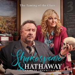 英国探偵『シェイクスピア&ハサウェイの事件簿』最新シーズンが日本初放送