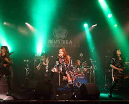 NEMOPHILA、配信ライブでLINE CUBE SHIBUYAでの初ワンマンを発表