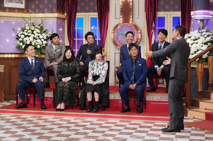 トーク中の様子 (C)日本テレビ