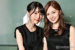 生田絵梨花、白石麻衣(C)モデルプレス