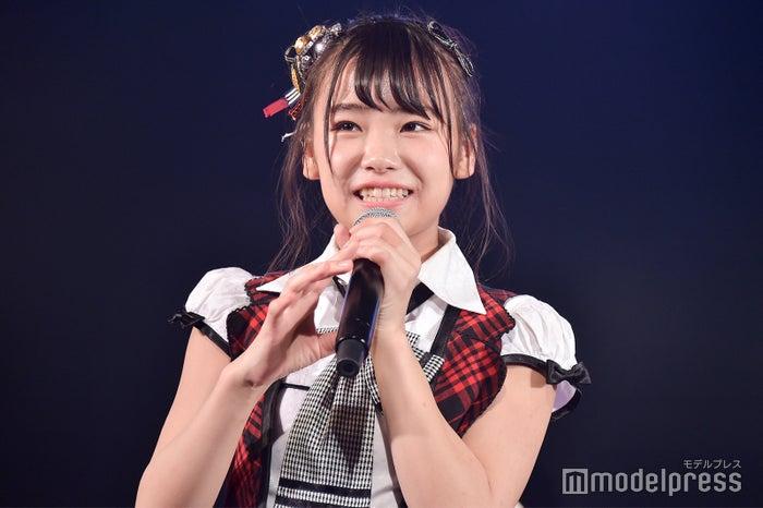 安田叶/AKB48込山チームK「RESET」公演(C)モデルプレス