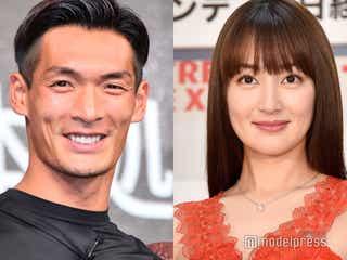 槙野智章、W杯日本代表に初選出で妻・高梨臨とハイタッチ 発表の瞬間を語る