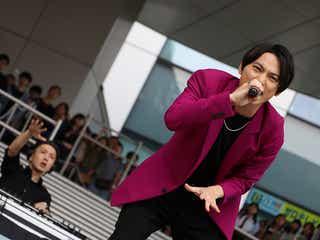 SKY-HI、念願叶う 「逆アンコール」に初披露曲も…3000人熱狂