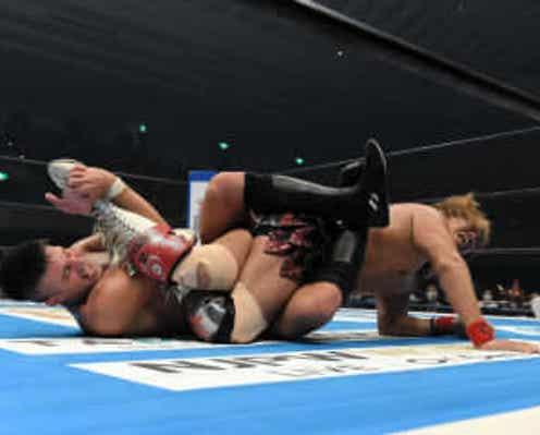 新日本G1開幕・内藤も黒星発進 ザックの新技にタップ 左ヒザ負傷か