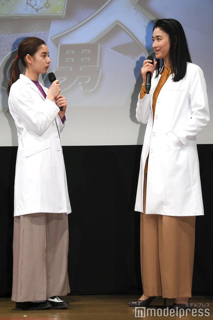 新木優子、小雪 (C)モデルプレス