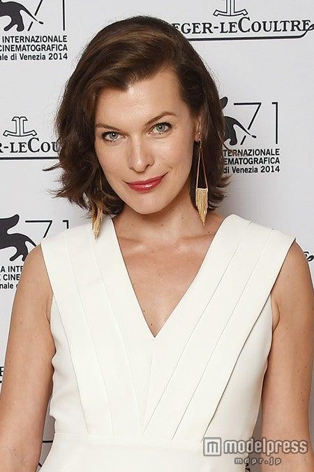 ミラ・ジョヴォヴィッチ(photo:Getty Images)