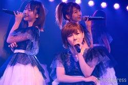 高橋朱里、柏木由紀、岡田奈々/AKB48「サムネイル」公演(C)モデルプレス