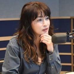 長谷川京子「ちょっとしたコスプレ感覚で…」リスナーの恋愛相談にアドバイス