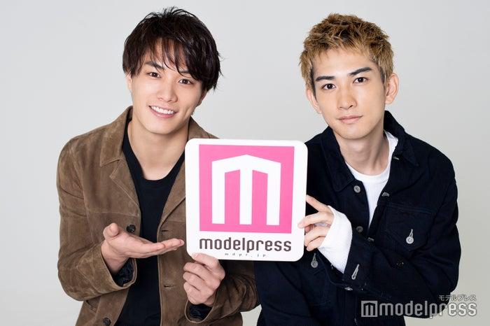 鈴木伸之、町田啓太(C)モデルプレス