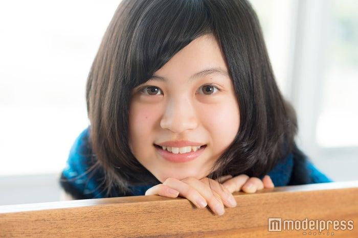 モデルプレスのインタビューに応じた中田青渚 (C)モデルプレス