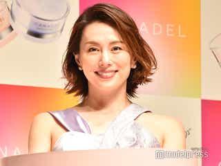 米倉涼子、美脚披露 美容で心がけていること明かす