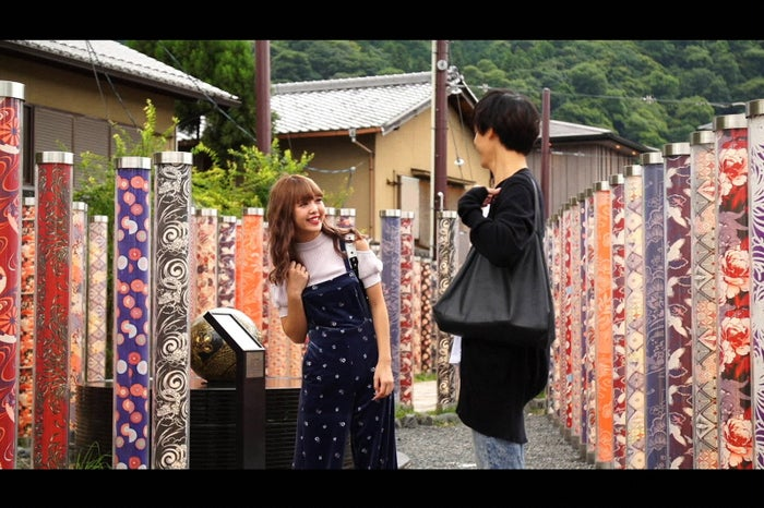藤田ニコル、小野健斗(C)TBS