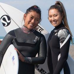 【インタビュー】吉本興業に所属が決まったプロサーファー前田マヒナと野呂玲花がサーフィンの魅力について語る