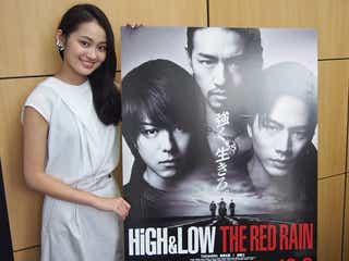「HiGH&LOW」ヒロイン・吉本実憂、TAKAHIRO&登坂広臣との「お約束のネタ」で緊張ほぐす<インタビュー>
