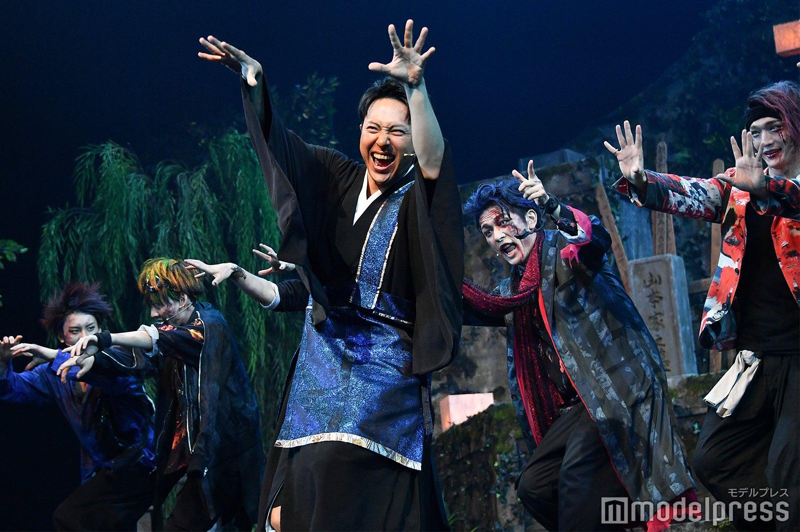 三代目JSB山下健二郎、イケメンゾンビ従えダンス!\u201cここが面白い