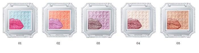「ジルスチュアート アイコニックルック アイシャドウ クリスタル カラット」(C)JILL STUART Beauty