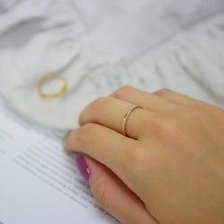 サイズ早見表つき!指輪の号数が簡単にわかる《リングサイズの測り方》