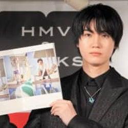 桜田通 20代最後のカレンダーで理想を体現するも「実はこんなカッコいい1日は送っていない(笑)」