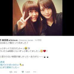 """モデルプレス - NMB48の""""意外なつながり""""ハロプロ、9nine、フェアリーズ…なでしこジャパンと親戚メンバーも"""